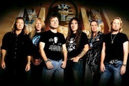 Iron Maiden to Release 'Maiden England '88' Concert DVD With Never-Before ... - Loudwire | maiden | Scoop.it