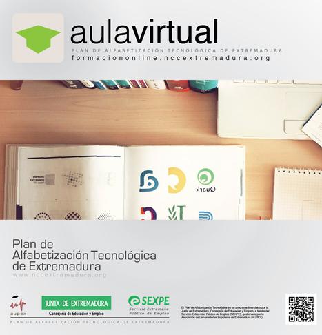 Abierta la inscripción para la última convocatoria de formación on-line para 2016 del Plan de Alfabetización Tecnológica de Extremadura | Formación On-line | Scoop.it