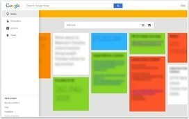 Two Great Chrome Extensions to Use with Google Keep ~ Educational Technology and Mobile Learning | Librarian Scoop du Jour: School Libraries, Literacy and Educational Technology | Scoop.it