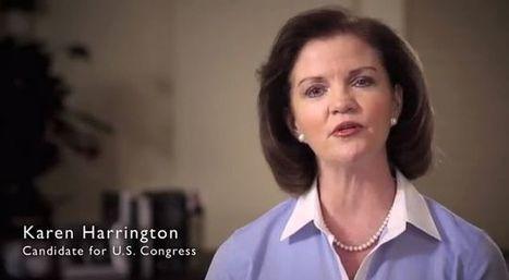 Karen Harrington Closes Within 5% Points of Wasserman Schultz   The Shark Tank   Restore America   Scoop.it