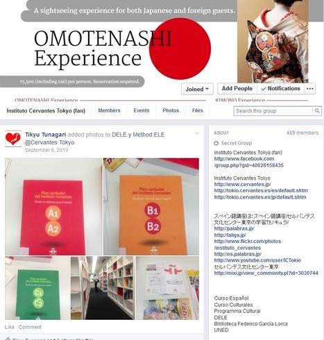Un grupo de Cervantes en Facebook | Amigo de Cervantes Japón y España | Scoop.it