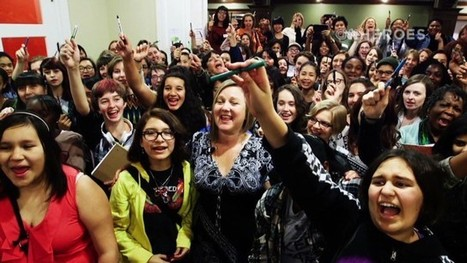 Helping teen girls get on the 'write' path | Juvenile Prison Outreach | Scoop.it