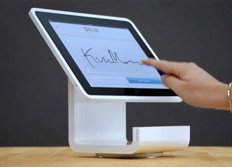 Square shows off $300 'Stand' to help retailers ditch old-school cash registers | Gadgets I lust for | Scoop.it