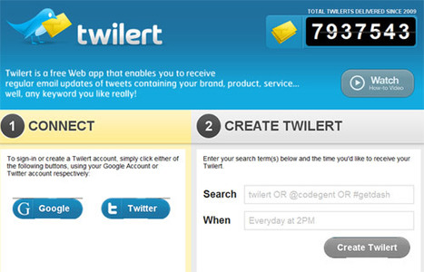 10 Helpful Tools & Apps for Twitter Power Users | Ce qui m'intéresse | Scoop.it
