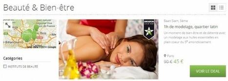 Groupon : un nouveau site pour une nouvelle stratégie | Marketing communication intégrés | Scoop.it