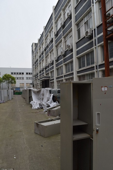 Dirty dormitories where Apple's iPhone workers lived 'like animals' | Behavior, People and Organizations | Scoop.it