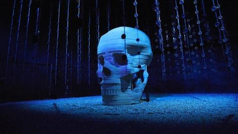 Close to the bone: getting into Beckett's headspace | The Irish Literary Times | Scoop.it