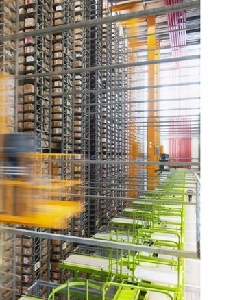 Les innovations logistiques dans le E-Commerce | Actua web marketing | Scoop.it