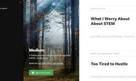 Medium: un giornalismo diverso | PaginaUno - Innovazione | Scoop.it