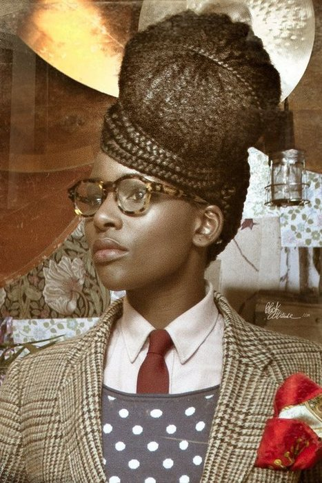 'Dandy Queens': A New Editorial Points A Lens At The Female Black Dandy | Dandyism | Scoop.it