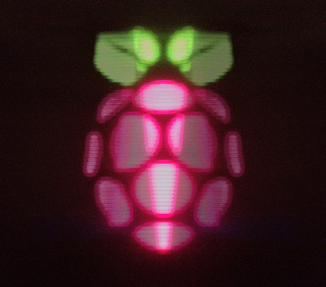 Results | Light Painting with Raspberry Pi | Adafruit Learning System | Raspberry Pi | Scoop.it