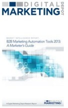 B2B Marketing Automation Tools 2013: An Updated Guide | All About Marketing Operations | Scoop.it