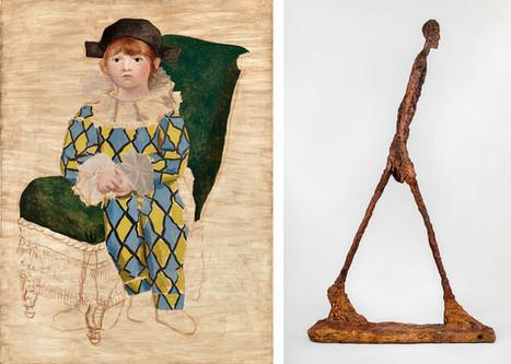 Picasso et Giacometti, deux géants de l'art réunis au Musée Picasso à Paris | Arts et FLE | Scoop.it