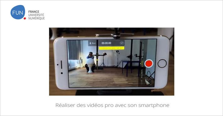 [Today] MOOC Réaliser des vidéos pro avec son smartphone | MOOC Francophone | Scoop.it