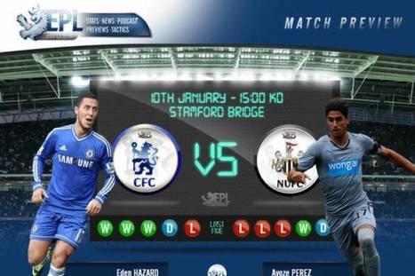 Chelsea vs Newcastle, 22h00 ngày 10/1: Thời cơ tốt | lich thi dau bong da | Scoop.it