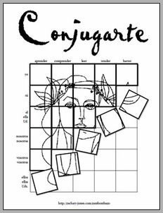 Printables Middle School Spanish Worksheets spanish worksheets for middle school big book of crossword clozeline 2011 music cloze activities fun middle