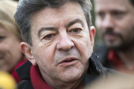 Mélenchon aimerait bien passer la barre des 10% aux européennes | Campagne européennes 2014 | Scoop.it