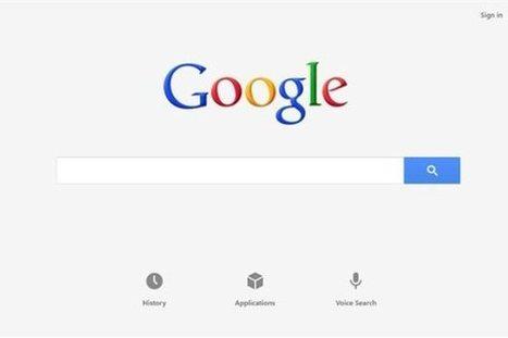 Πώς θα παίζετε τις μηχανές αναζήτησης… στα δάχτυλα | Just ICT | Scoop.it
