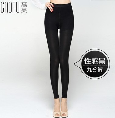 Wholesale GAOFU slimming tights hot sale 680D footless leggings GF-8016 black - Lovely Fashion | Fashion wearing(tights) | Scoop.it