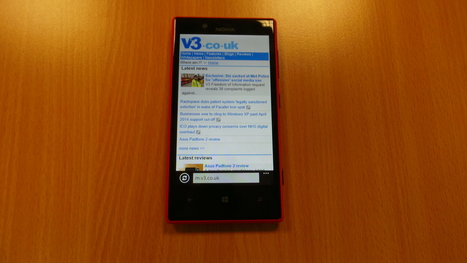 Nokia Lumia 720 review | Social Media & Technology News | Scoop.it