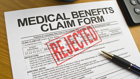 Patients Often Win If They Appeal A Denied Health Claim | diabetes and more | Scoop.it