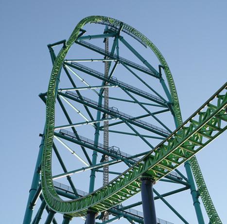 Tallest, Fastest, Longest: Top 10 Roller Coasters in America | Travel | Scoop.it