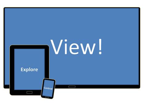 Deux écrans, c'est bien mieux qu'un seul | Superception | MediAlternative | Scoop.it