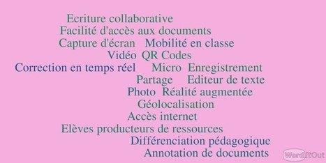 Des tablettes en classe, pour quoi faire ? - Ludovia Magazine | UseNum - Education | Scoop.it