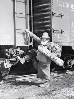 Riding the rails   Economics   Scoop.it
