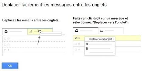 Comment activer la nouvelle interface à onglets de Gmail - Info Mag | Les Outils - Inspiration | Scoop.it