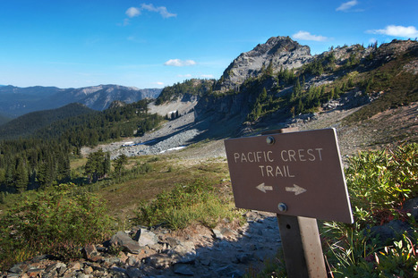 Which way? A new approach to navigating the Pacific Crest Trail   Authentic Yosemite   Scoop.it