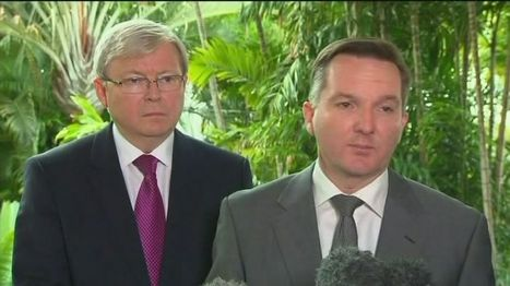 Lateline - 16/07/2013: Rudd kills the carbon tax   Geographical Processes   Scoop.it