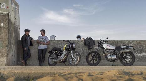 Yamaha Rocks Wheels & Waves 2014 with New Yard Built Projects | Motorcycle Industry News | Scoop.it