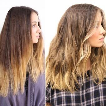 Door deze 25 haarkleur-transformaties wil je meteen naar de kapper | Kapsels voor vrouwen | Scoop.it