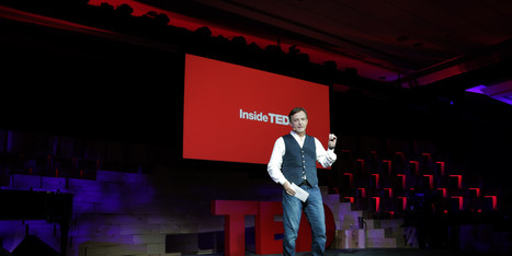 TED 2014: Satellites, Fireflies and Ass-Kickers | Voluntariado Digital - ENGLISH | Scoop.it