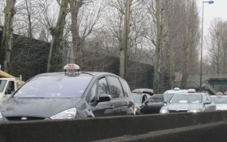 Manifestation des taxis ce matin : attention aux opérations escargot ! | Paris | Scoop.it