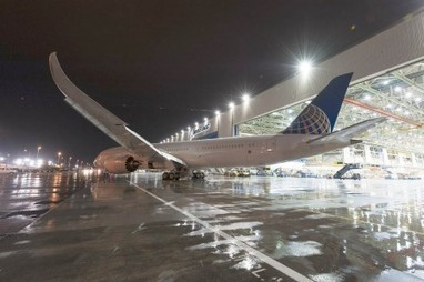 Boeing hace el rollout del primer 787-9 de United   Flying Today   Flying Today   Scoop.it