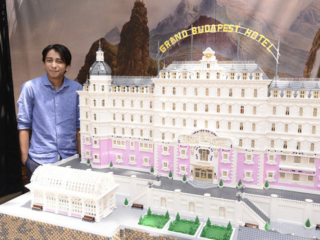 Smart Promo: 'Grand Budapest Hotel' Looks for Lego Love | Creative marketing ideas | Scoop.it