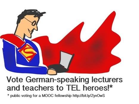 "International support is needed: Please vote for ""L3T's MOOC"" 