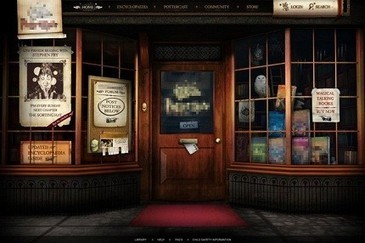 Pottermore Adds New Interactive Content, Early Access for Contest Winners   learning and reading styles   Scoop.it