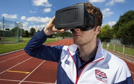 Virtual reality technology is helping British athletes feel at home when competing abroad | lIASIng | Scoop.it