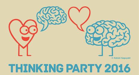 Thinking party 2016: una oda al cerebro   IDIOMAS unileon   Scoop.it