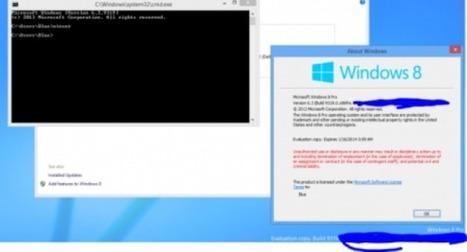 Windows Blue: conheça o sucessor do Windows 8 | Notícias | Scoop.it