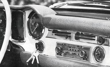 The History of Car Radios - Feature   Sound Engineering- Aspects 2&3   Scoop.it