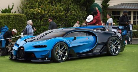 The 2016 Pebble Beach Concept Lawn was nuts as always | Heron | Scoop.it