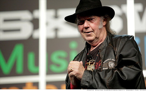 Neil Young's music startup raises $1 million in a single day | Enterprise collaboration and the future of work | Scoop.it