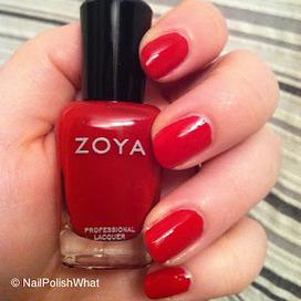 Nail Polish? What?: Zoya LE Bibhu Mohapatra NYFW polishes   Fall Nail Polish   Scoop.it
