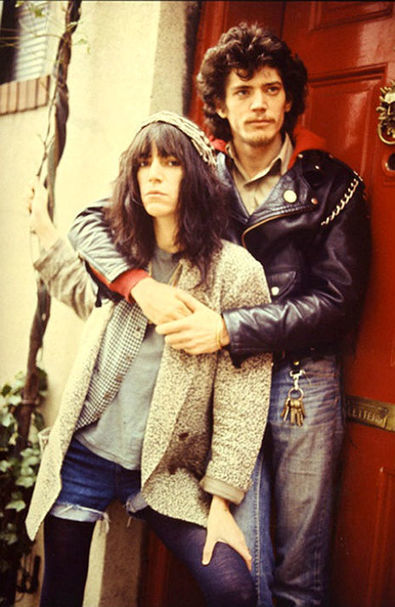 Patti Smith talking about Robert Mapplethorpe and Andy Warhol   Vers les hauteurs   Scoop.it