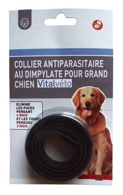 Alerte Santé : des colliers antiparasitaires animaux interdits pour cause de toxicité | Toxique, soyons vigilant ! | Scoop.it
