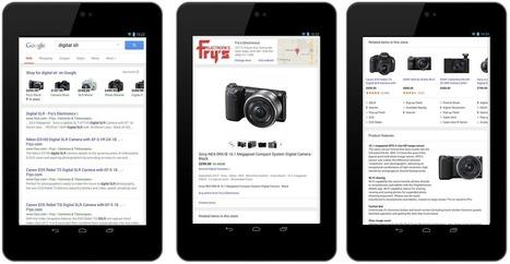 Google Shopping Mobile affiche les informations détaillées des produits - #Arobasenet   PPC référencement payant   Scoop.it
